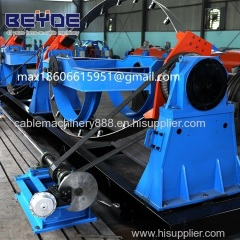 1250/1+3 skip stranding machine high efficiency bow strander