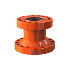 API 6A Oilfield Flange Connection Adapter Spool