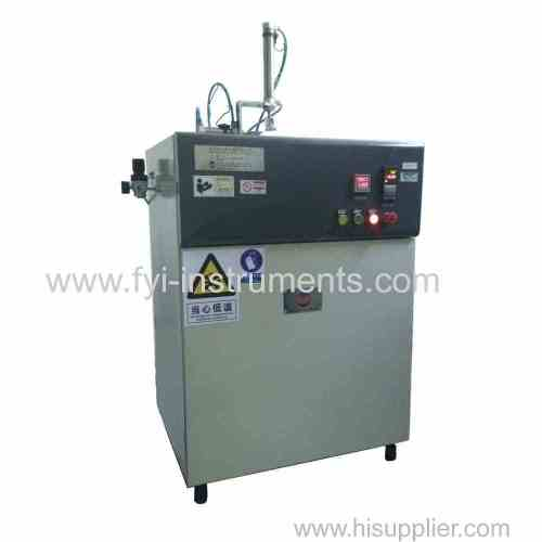 Plastic Brittleness Tester with low Temperature