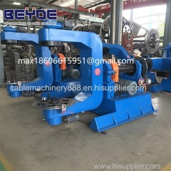 Large industry machine cable twisting machine drum twister Wire And Cable Machine 2500bobbin Drum Twister