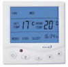 HVAC Fan Coil Unit LCD Display Digital Room Thermostats