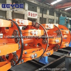 planetary disc type wire rope twisting stranding machine high efficiency 1+6+12+18+24