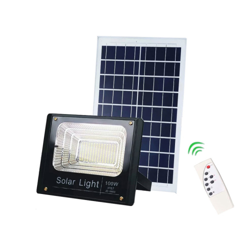 100W Solar LED Flood Lights