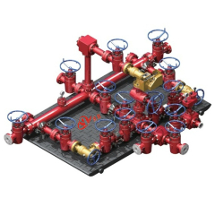 API Spec 16C Choke Manifold Well Control
