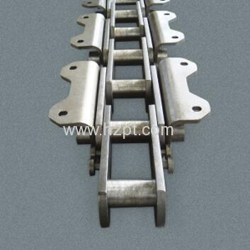Central Chains HBY500 HBY800 HBY1000 For High Output Bucket Elevators