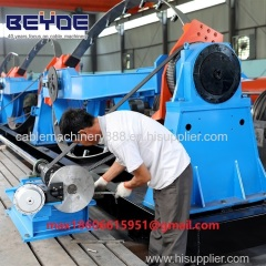 High Speed Skip Stranders 630/1+6 Bow Structure bow type cable stranding machine