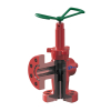 API 6A H2 Adjustable Manual Choke Valve