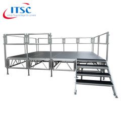 Aluminum Stages for Sale