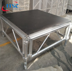 Portable Aluminum Stages Production
