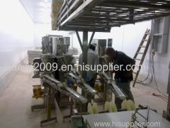 Imitation crab sticks production line