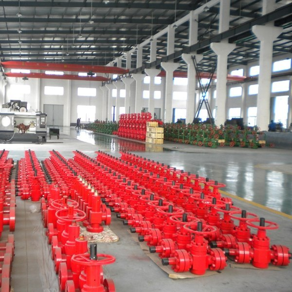 API6A Gate Valves