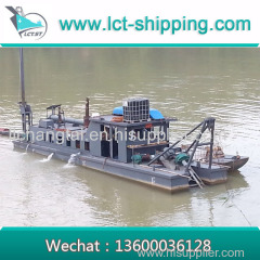 High Quality 18.3 inch Diameter Pipe Cutter Suction Dredger