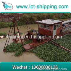 High Quality 14 inch Diesel Power Cutter Suction Dredger