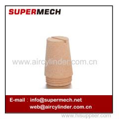 D type Pneumatic Muffler Noise Suppressor
