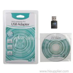 USB Mini WiFi Wireless Adapter Wi-Fi Network Card Networking WiFi Adapter