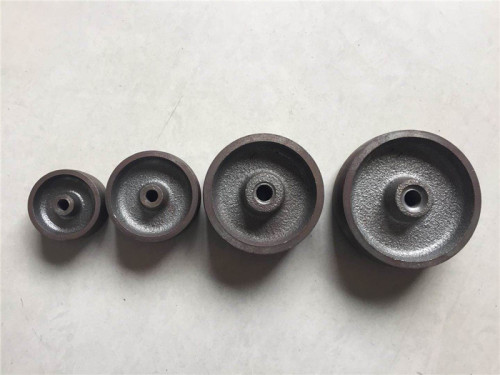 Grey cast iron casters tensile strength sand casting cheap manufacturer OEM customized