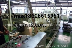 cable planetary cabler 630x32/630x48 bobbins cable making machine planetary strander