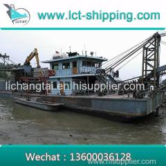High Quality Excavator Ship with 32m Conveyor Bridge