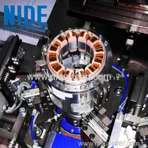 двухступенчатые станки для обмотки иглы статорного типа