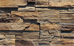 Thin reef rock GB-A21 faux stone veneer