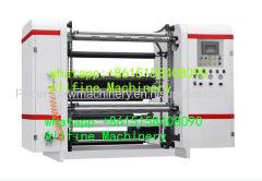 Drinking paper straw slitting machine narrow slip paper roll center drum surface rewinding winding machiniery