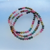 Tourmaline Loose Bead Gemstone Bracelet