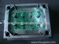 the plastic of Fan clasp