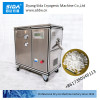 Sida 18 small full auto dry ice pellet making machine maker 30kg/h with Japan oil pump