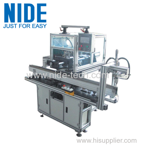 автоматическая машина для коммутации ротора для якорной арматуры двигателя