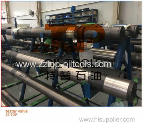 DST Mechanical tester valve 5