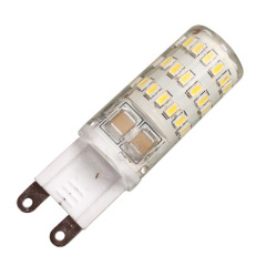 4W silicone LED G9 light 300lm(hot) 360°