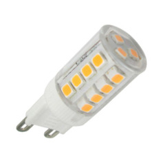 LED G9 bulb 100lm/watt 360° HOT sell 4W