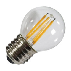 LED G45 Bulb 4W Filement E27 B22 Warm White