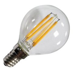 LED P45 Bulb 4W Filement E14 Warm White
