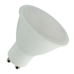 7W 560lm GU10 LED spotlight bulb