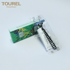 Customized amenities hotel disposable shaving kit