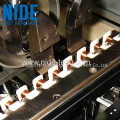 stator coil winding equipment BLDC linear winder