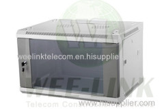 12u wall mounted network server cabinet swung section Data Cabinet