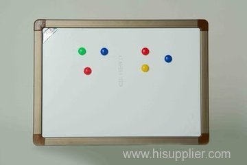 Movable  A  type stand whiteboard