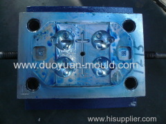 blind flange; butt plate; cover plate; detent plate cover