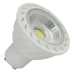Dimmable LED GU10 lamps 3W 5W 7W COB