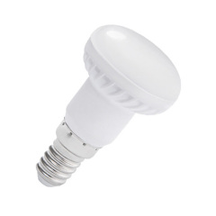 LED R39 3.5W plastic aluminium body