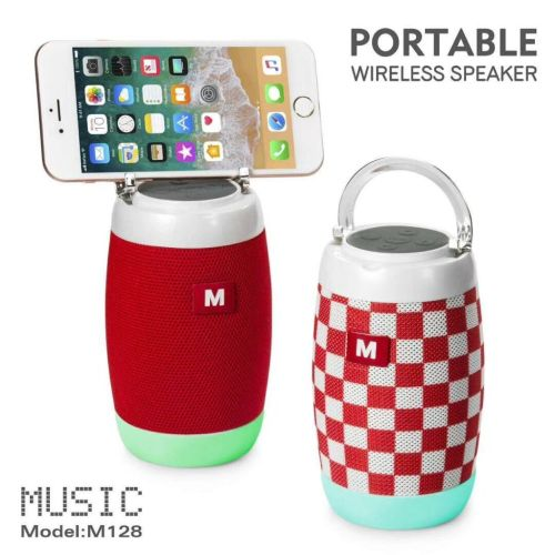 Popular bluetooth speakers outdoor wireless portable mini audio mobile phone stand low - tone cannon plug card speaker
