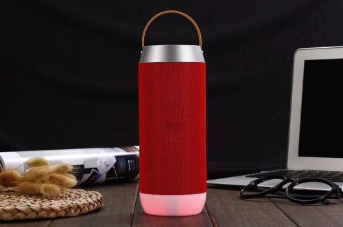 wireless bluetooth speaker with led light