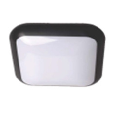 LED ceilling light 12W square IP65
