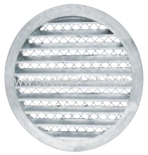 Aluminium external vent louver (ELC)