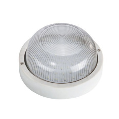 bulkhead light 4W PC + Glass body 220-240V