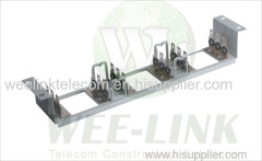 Back Mount Frame for 10 pairs krone module