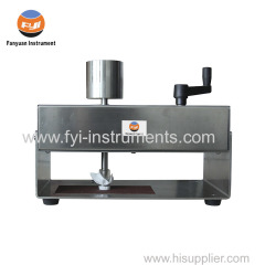 Color Fastness to Rubbing Tester