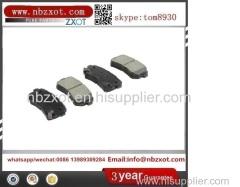 brake pad 58302-1GA00 1390428 68029887AA brake pad